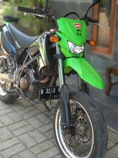 Klx dtracker 150 cc 2013