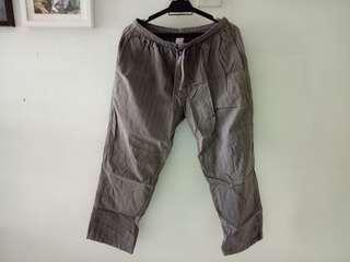 Loose Cotton Pants Sleepwear