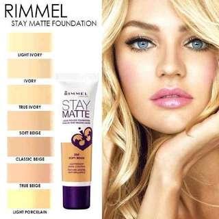 Rimmel Foundation / Powder