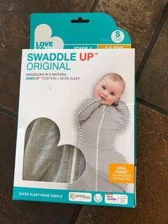 澳洲Love to Dream swaddle 蝶形嬰兒包巾睡袋
