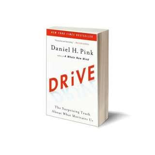 Brand New - Drive: The Surprising Truth About What Motivates Us - Paperback