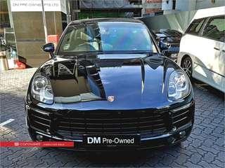 Porsche Macan Diesel S 3.0A PDK