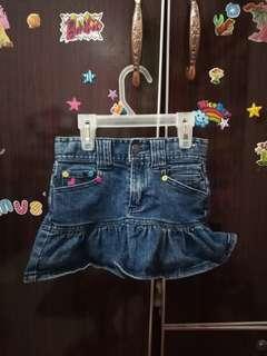 Mini Skirt for Girls