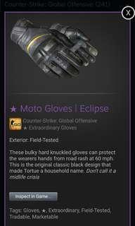 CSGO Glove