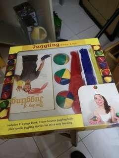 Juggling book n kit