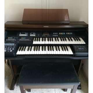 Technics Electronic Organ  SX-EN4