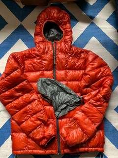 Rab Arcteryx montbell Patagonia