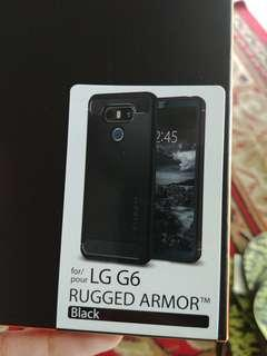 LG G6 Spigen Rugged Armor
