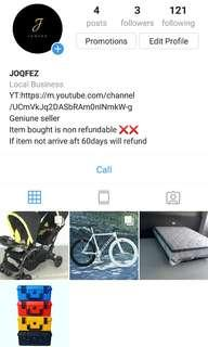 Follow my instagram joqfez for faster reply