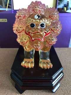 Feng Shui nine head lion九頭獅風水