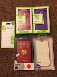 Supe sale! 5pcs for 250 Brand new Samsung S4 Case