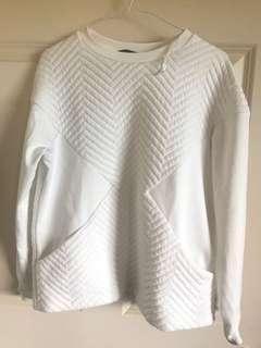Zara basic jumper
