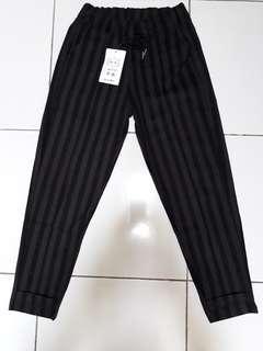 Salur pants flannel cut