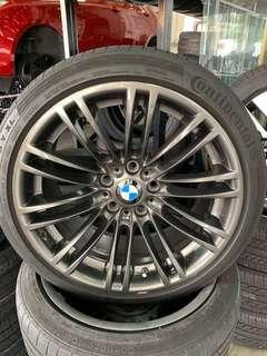 BMW M3 Rims from Germany- Original