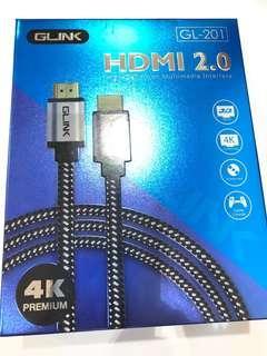 GLINK HDMI Cable 2.0