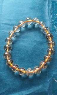 🚚 天然鈦晶手珠