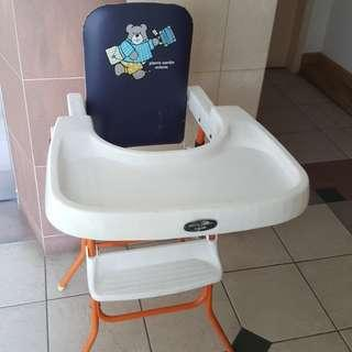 Pierre Cardin Baby High Chair for sale