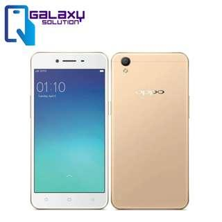 Oppo A37 - 2GB RAM 16GB ROM - Original Refurbished Set (GOLD)