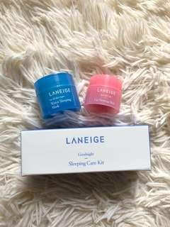 Laneige Sleeping & Lip Mask