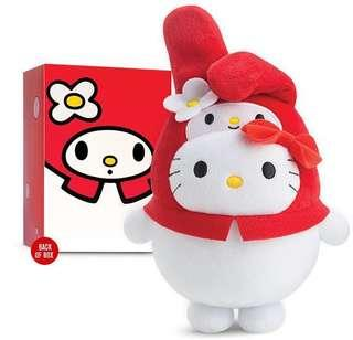My Melody Hello Kitty Toy