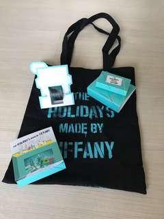 Tiffany the holidays made by Tiffany