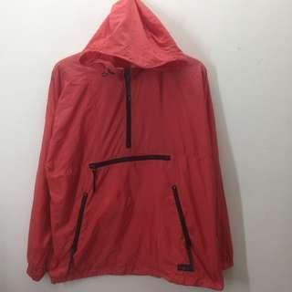 Montbell oversize jacket windbreaker