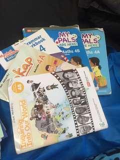 Primary Textbooks