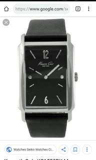 Kenneth Cole Leather