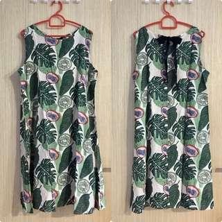 🚚 BN Tropical Dress