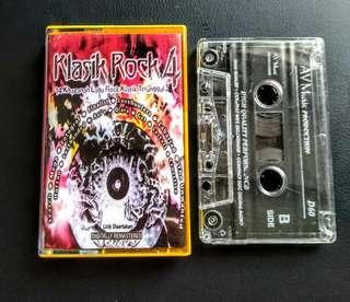 Cassete klasik rock 4 kaset
