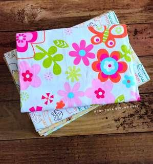 Baby Swaddles - cotton flannel