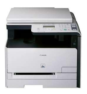 BNIB Canon Laser Printer MF8010Cn and Toners