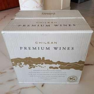 Red Wine (in Box)