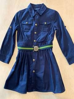 2e9f1a197d Preloved 100% Authentic Polo Ralph Lauren Tweed Dress