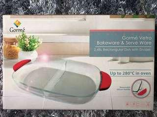 Bakeware and serve ware