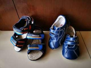 Set of Baby/Toddler Boy Shoes