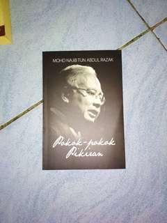 Pokok-pokok Pikiran Mohd Najib Tun Abdul Razak