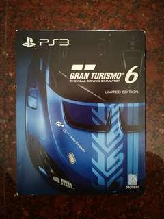 PS3 Gran Turismo 5 limited edition