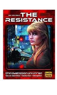 Resistance card game / Avalon / Exploding kittens