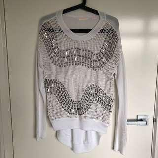 Sass and Bide Knit - Kiss The Sky