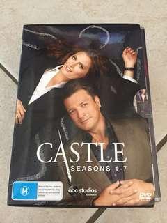Castle Seasons 1-7