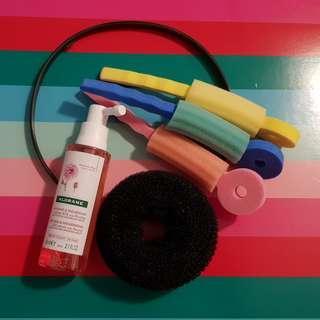 Hair styler/ scalp care