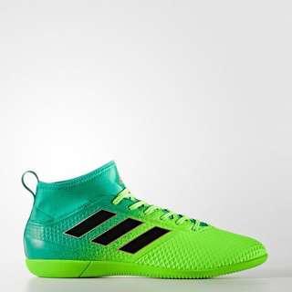 a2d20a577619 Adidas Mens ACE 17.3 Primemesh TF Astro Football Boots Solar Green/Core  Black/Core
