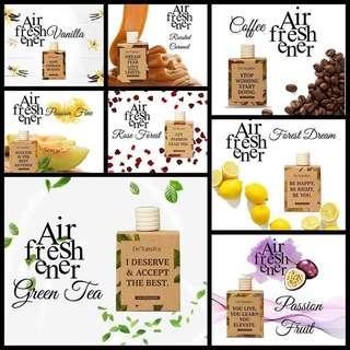 (Ready stock) Air Freshener / car perfume Dexandra