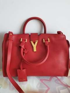 YSL Cabas Chyc small size
