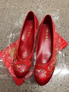 婚後物資 女裝裙鞋 40碼