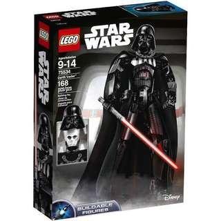 LEGO 75534: Star Wars Series: Darth Vader