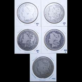 Cheap Morgan Dollar