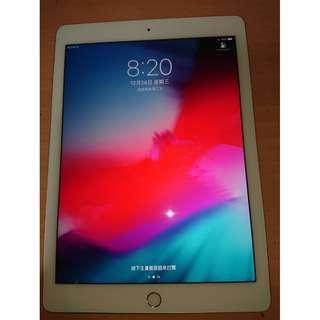 ipad air 2 apple 蘋果 平板 電腦 16G wifi版 不議價 謝謝 保三個月