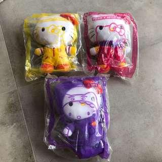 Brand new Mcdonald Hello Kitty Doll Soft Toy